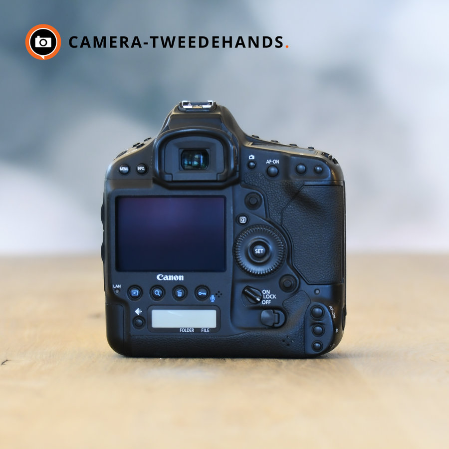 Canon 1D C Body - 4K filmen