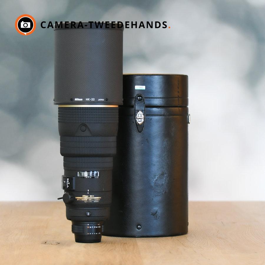 Nikon AF-S 300mm 2.8 D IF-ED