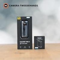 Gereserveerd -- Insta360 ONE X 360-graden camera