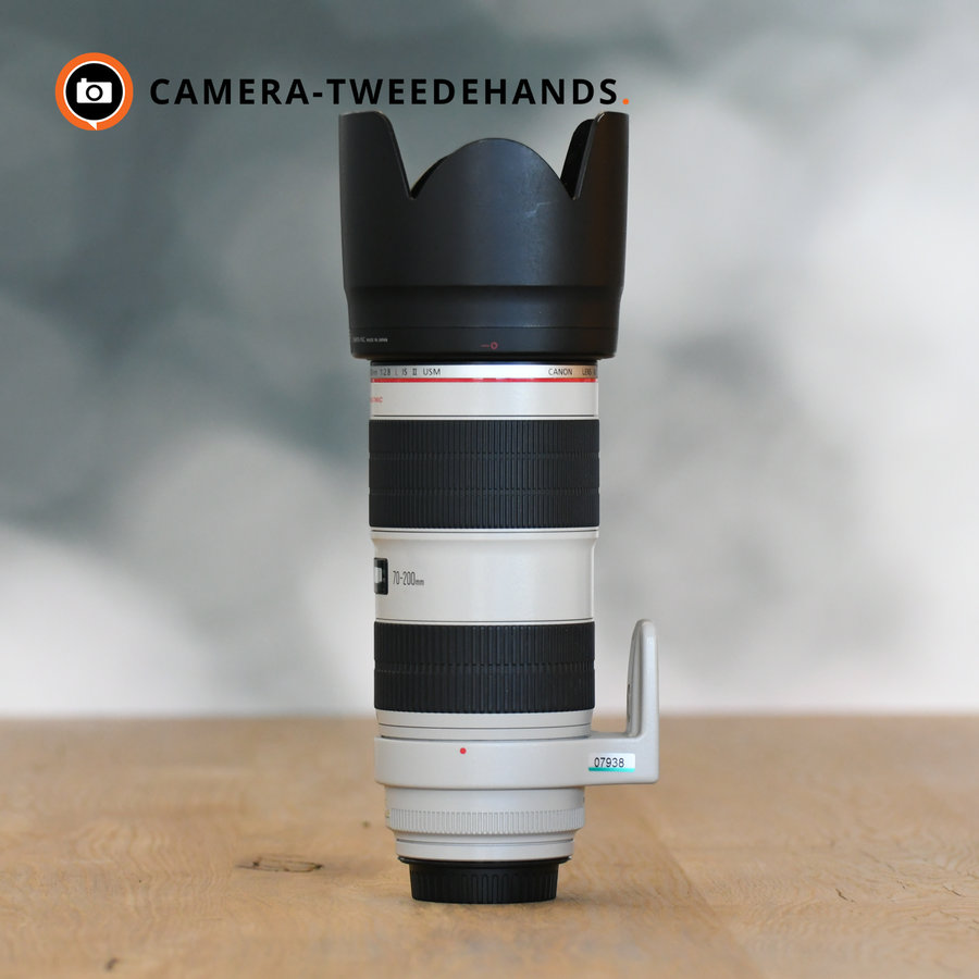 Canon EF 70-200mm 2.8L IS USM II