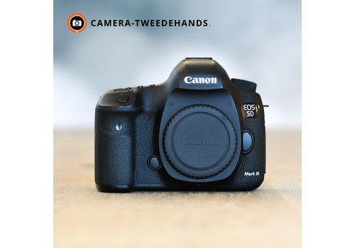 Canon 5D Mark III -- 35340 kliks
