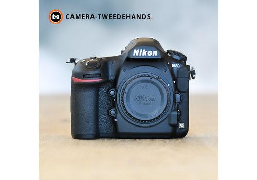 Nikon D850 -- 39.795 kliks