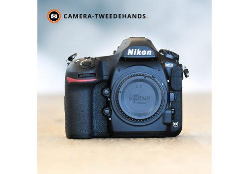 Nikon D850 -- 92.249 kliks