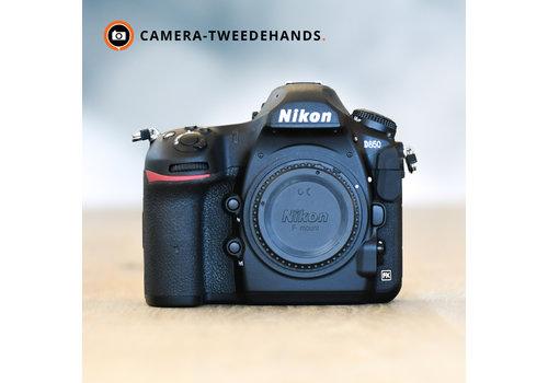 Nikon D850 -- 105.037 kliks