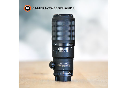 Nikon AF 200mm 4.0 D IF-ED Micro