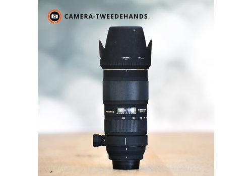 Sigma 70-200mm 2.8 APO DG HSM Macro II -- Nikon