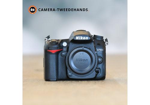 Nikon D7000 -- 24509 kliks