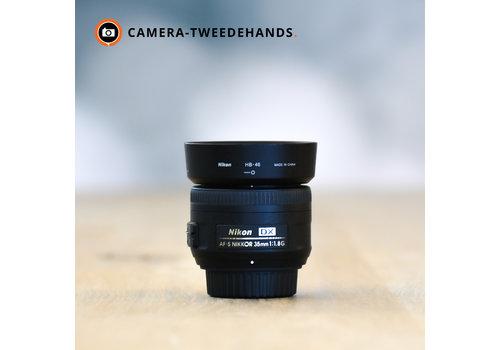Nikon 35mm 1.8 G AF-S
