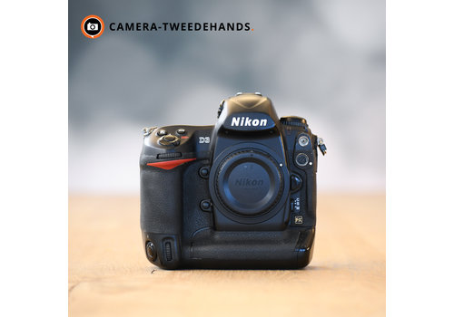Nikon D3 -- 352.041 kliks