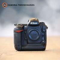 Nikon D3 -- 110.704 kliks -- Gratis extra accu