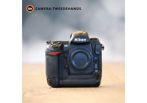 Nikon D3 -- 110.704 kliks