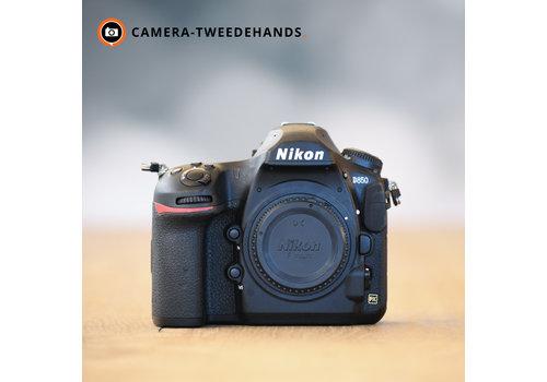 Nikon D850 -- 183.099 kliks