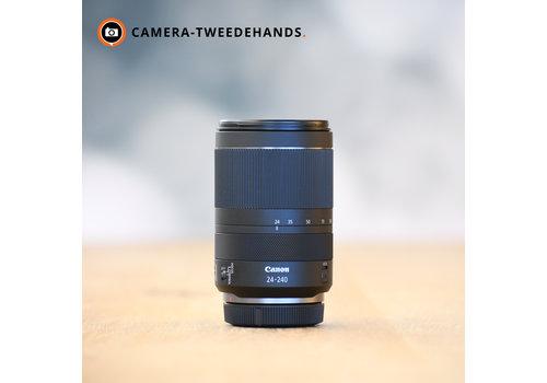 Canon RF 24-240mm 4-6.3 IS USM -- 5 jaar garantie