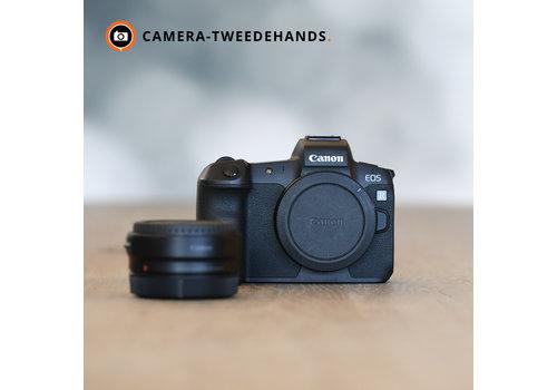 Canon Eos R + Adapter