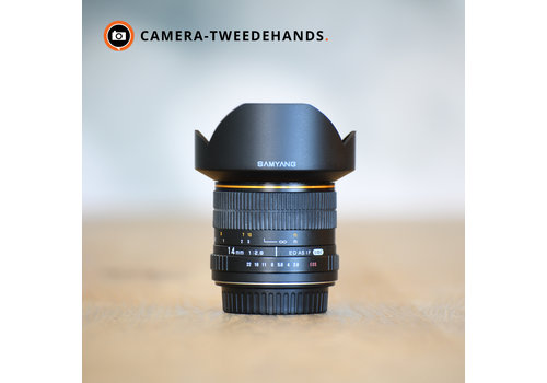 Samyang 14mm 2.8 ED AS IF UMC -- Canon