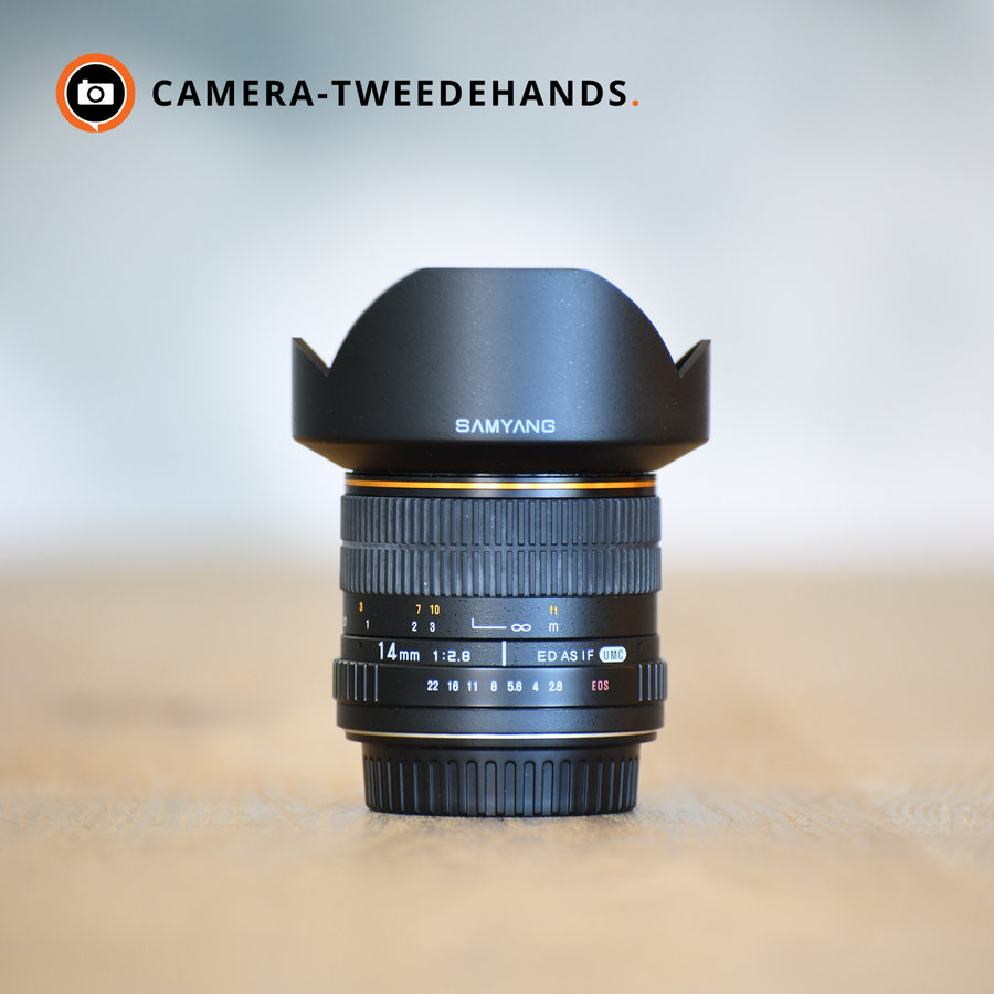 Samyang 14mm 2.8 ED AS IF UMC Canon