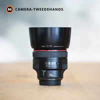 Canon 85mm 1.2 L EF USM II -- Incl BTW