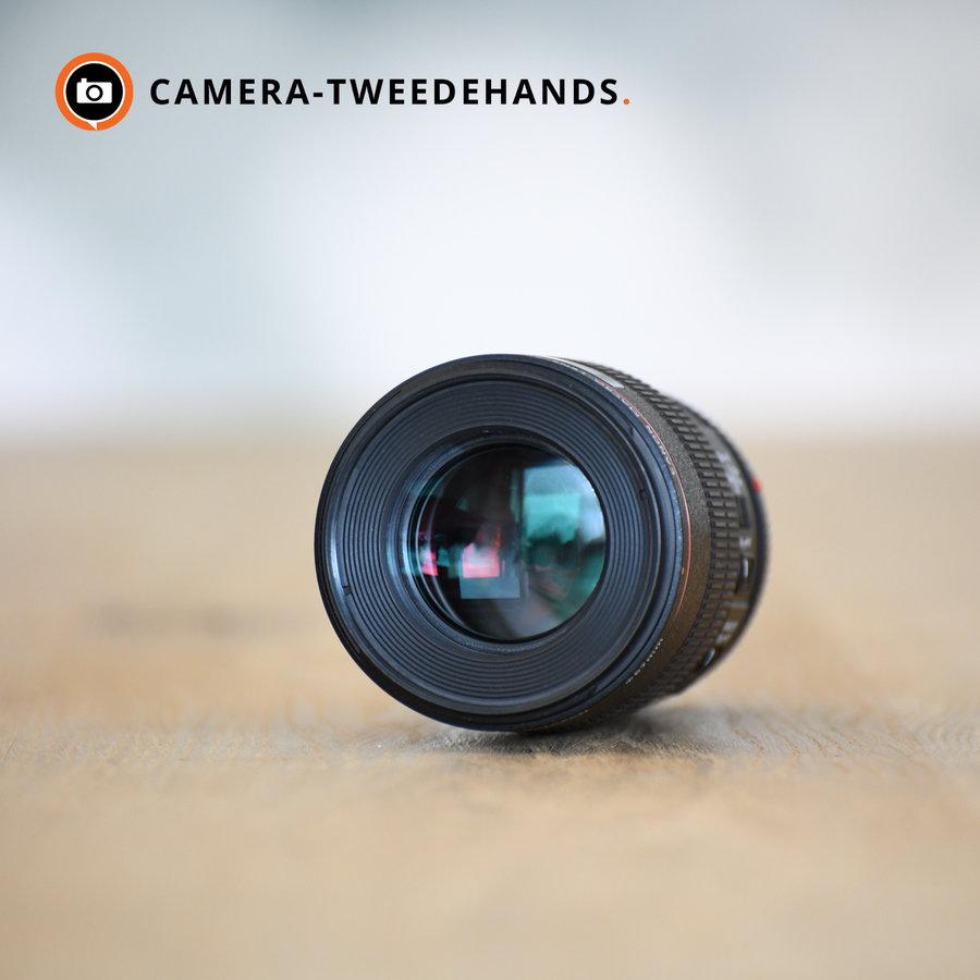 Canon 100mm 2.8 L EF IS USM Macro -- Incl BTW