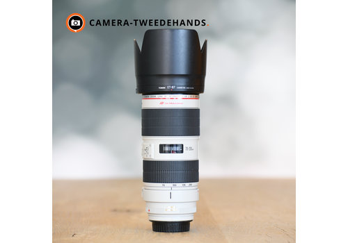 Canon 70-200mm 2.8 L EF IS USM II -- Incl BTW