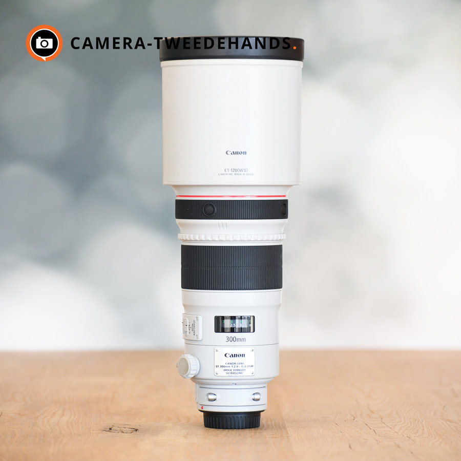 Canon 300mm 2.8 L EF IS USM II -- Incl BTW