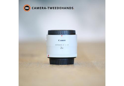 Canon 2.0x III Extender -- Incl BTW
