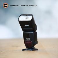 Canon 580 EX Speedlite / Canon flitser