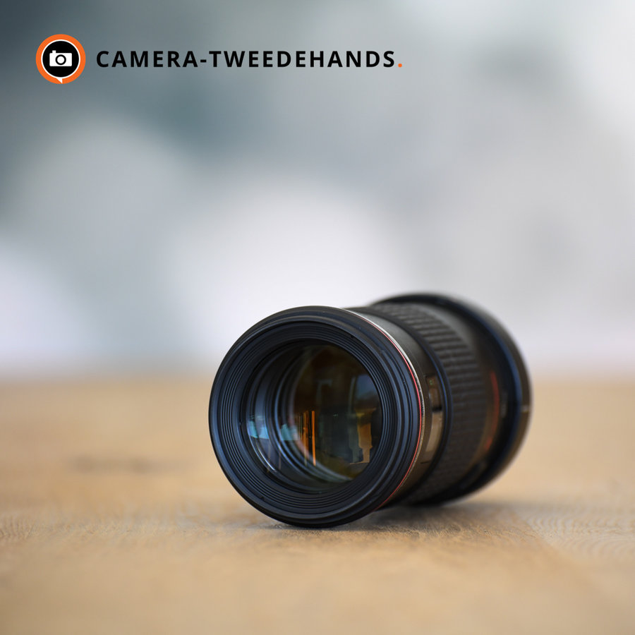 Canon 180mm 3.5 L EF USM - telemacro-objectief