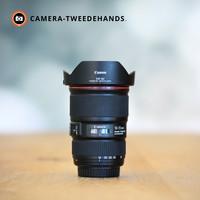 Gereserveerd -- Canon 16-35mm 4.0 L EF IS USM