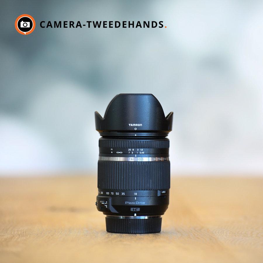 Tamron 18-270mm 3.5-6.3 Di II VC PZD -- Nikon