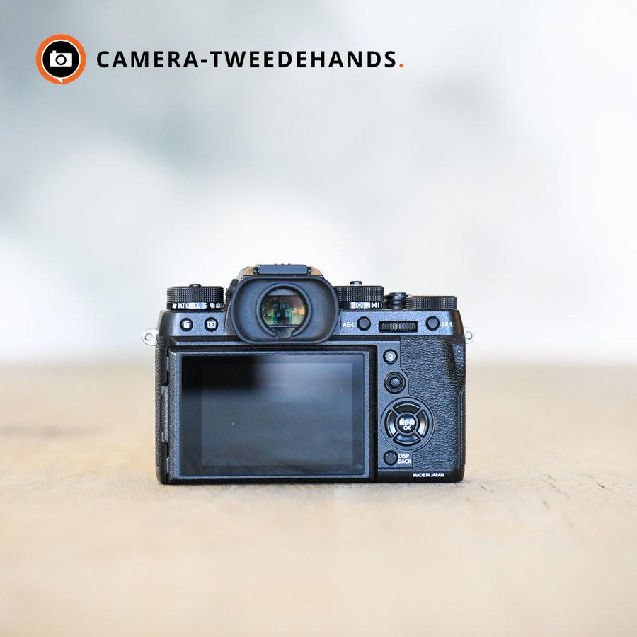 Fujifilm X-T2 - Systeemcamera - Zwart