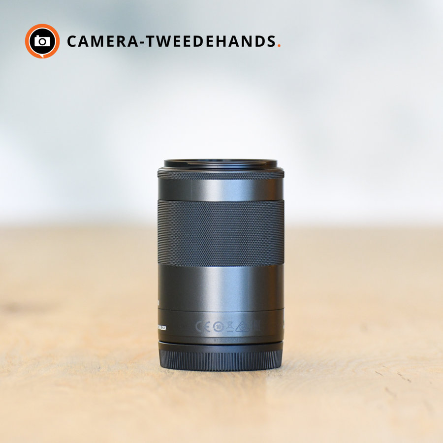 Canon EF-M 55-200mm 4.5-6.3 IS STM - Outlet