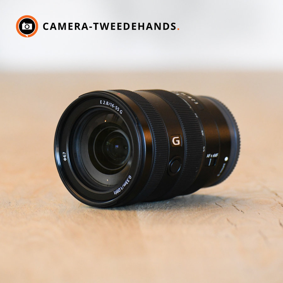 Sony E 16-55mm 2.8 G - Demo