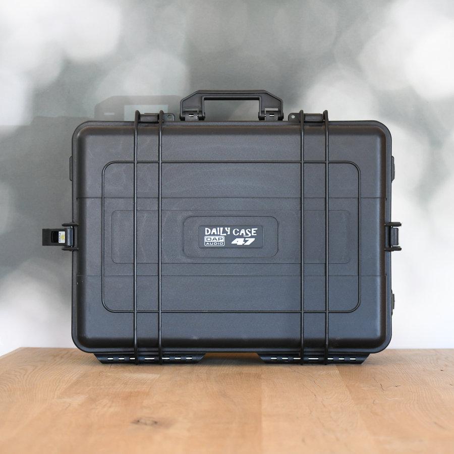 DAP Daily Case 47 universele flightcase 590x420x190 mm