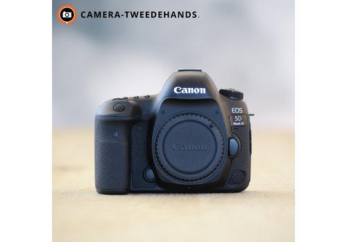 Canon 5D Mark IV -- Nieuw -- Gereserveerd t/m 23 september