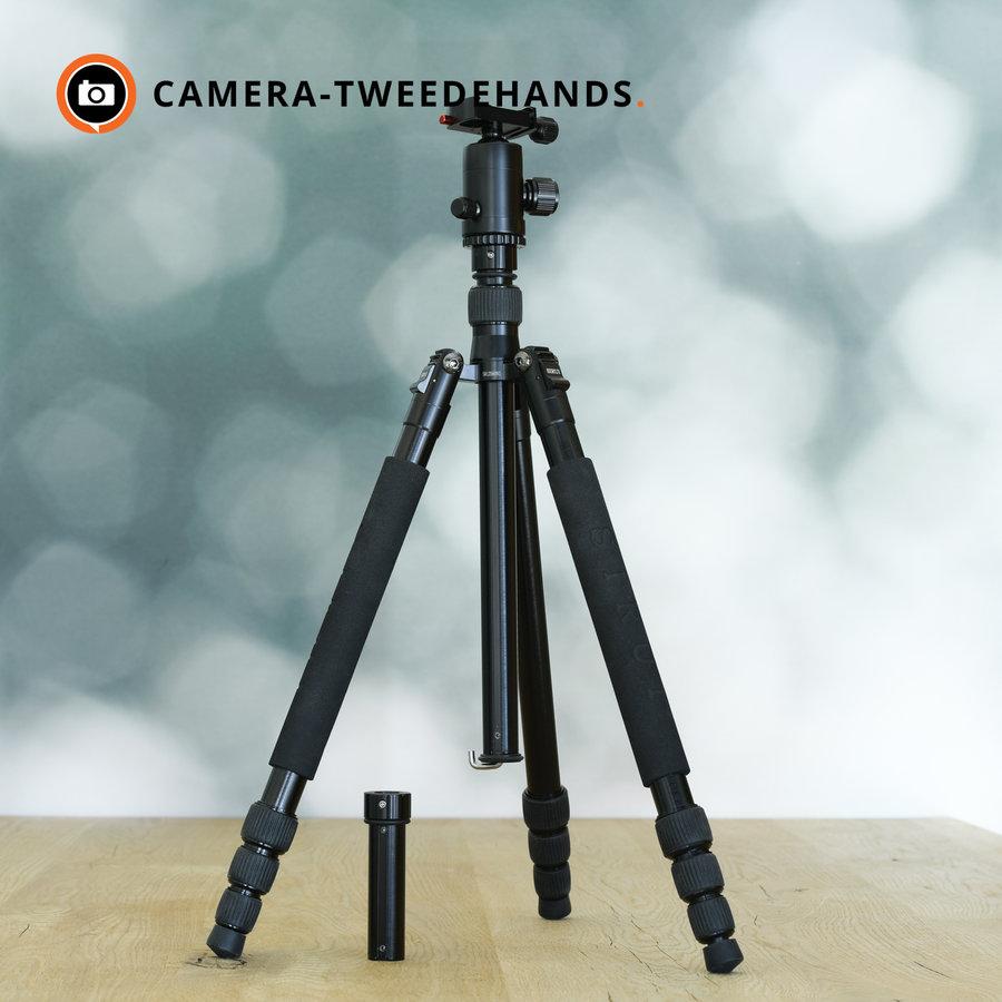 Sirui UltraLight T-004KX statief incl. C10X Black