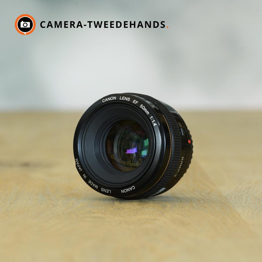 Canon 50mm 1.4 USM