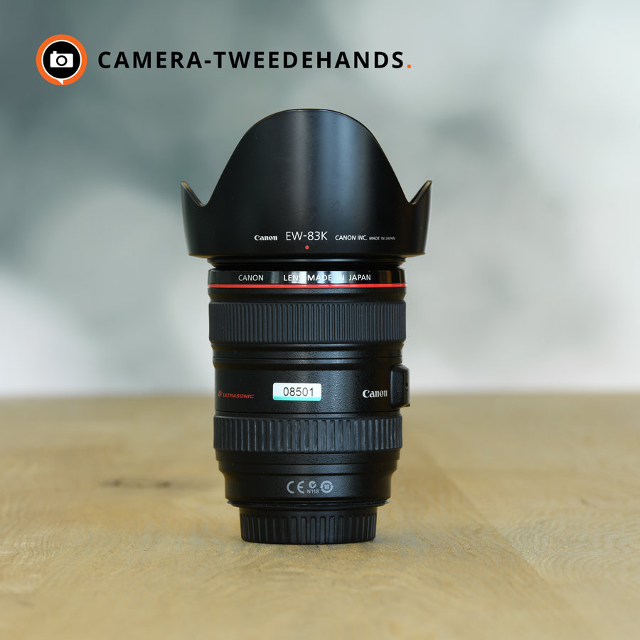 Canon 24-105mm 4.0 L EF IS USM
