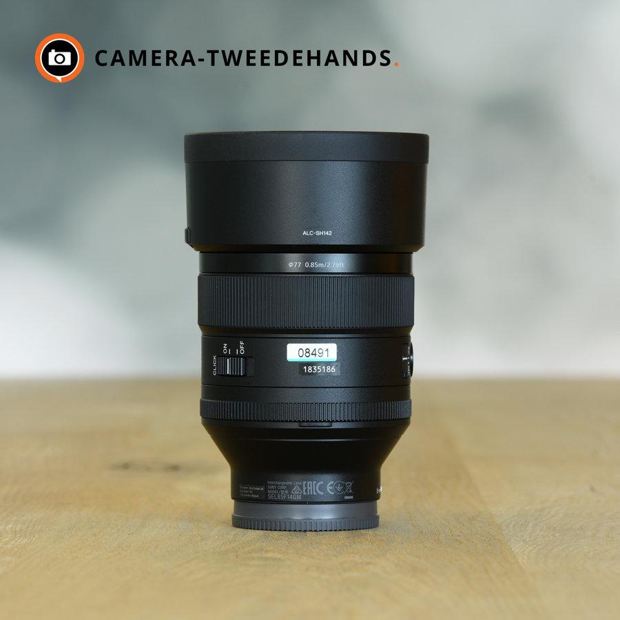 Sony FE 85mm 1.4