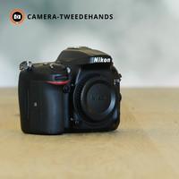 Nikon D7200 - 27133 kliks