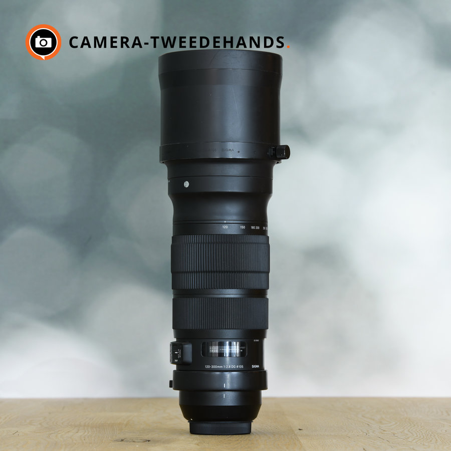 Sigma 120-300mm 2.8 DG OS HSM Sport (Canon)