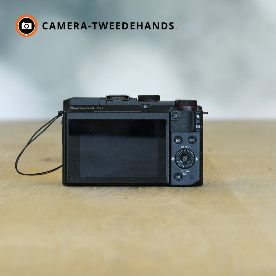 Canon PowerShot G3 X compact camera