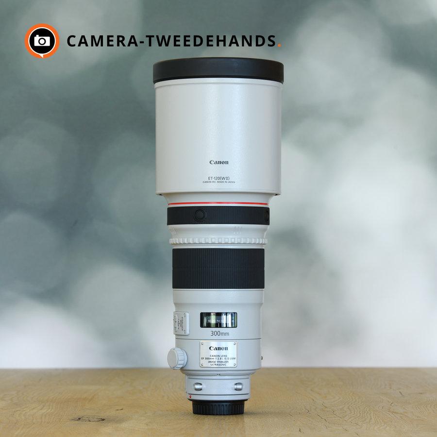 Canon 300mm 2.8 L EF IS USM II (Demo) -- Incl BTW