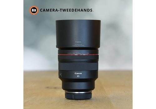 Canon RF 85mm 1.2 L USM -- 4 jaar garantie