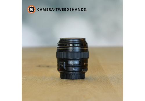 Gereserveerd -- Canon 85mm 1.8 USM