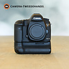 Canon Canon 5D Mark III + BG-E11