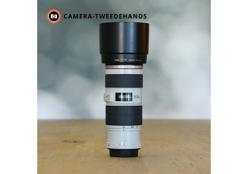 Canon 70-200mm 4.0 L EF IS USM - gereserveerd voor Frans