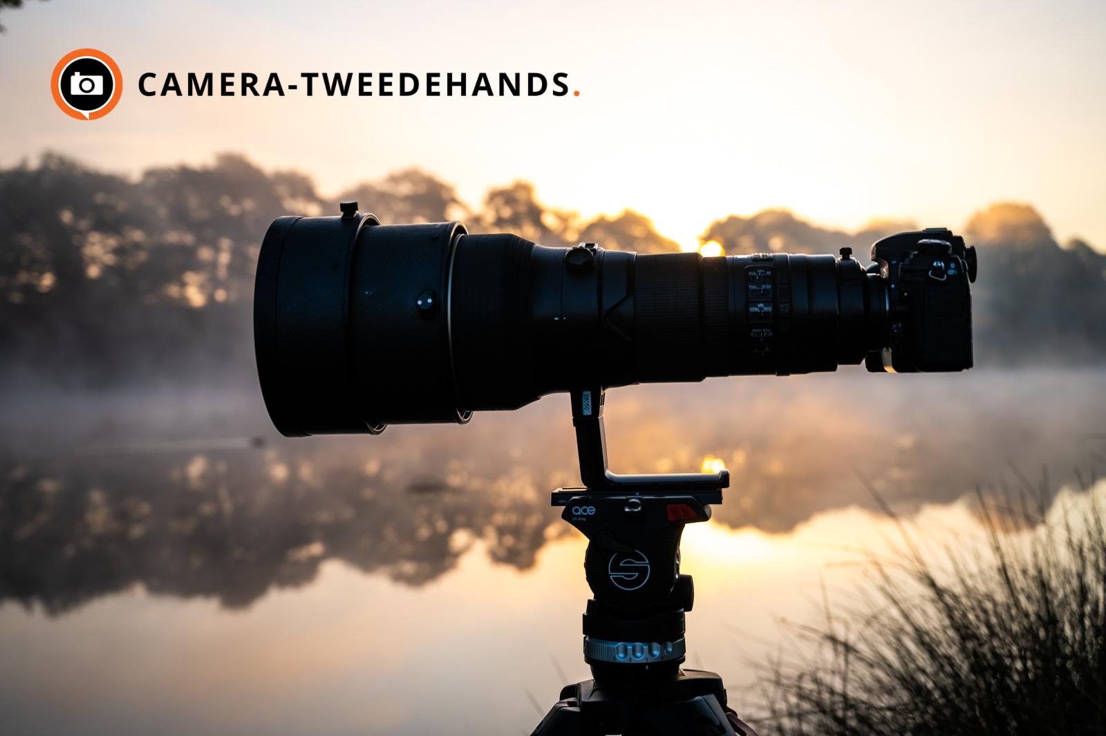 Natuurfotografie met de Nikon D500 + Nikon 400mm F/2.8 G AF-S ED VR II | Op pad met Jasper