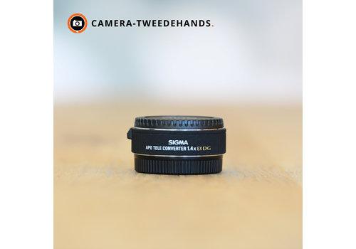 Sigma Converter 1.4x EX DG HSM APO (Canon)