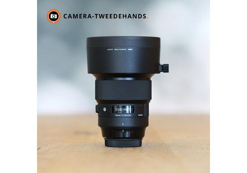 Sigma 105mm 1.4 DG HSM Art (Canon) - Gereserveerd