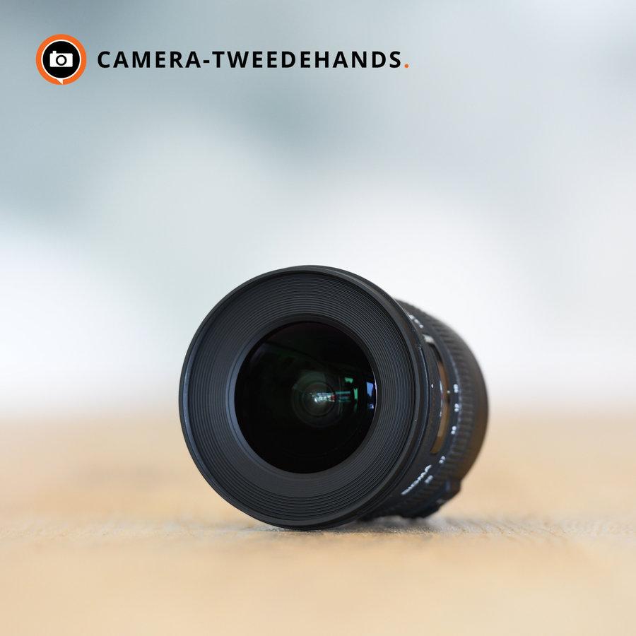 Sigma 10-20mm 3.5 EX D HSM (Canon)